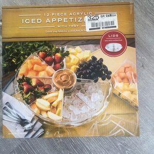 Accessories - 12 piece appetizer set